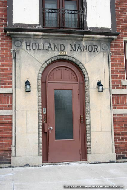 Holland Manor