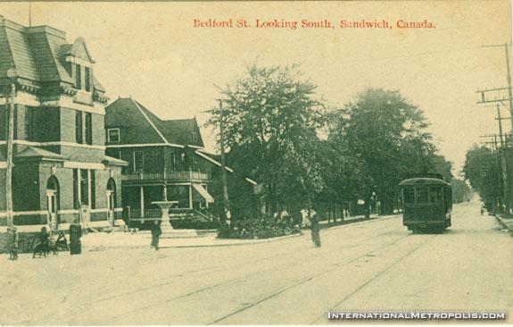 Bedford Street – 1922