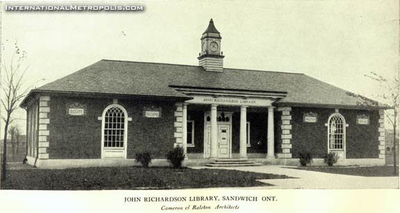 John Richardson Library