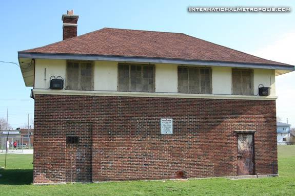 Wilson Park Fieldhouse