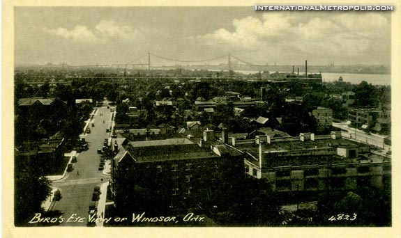 Bird's Eye View – 1928