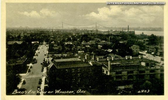Bird's Eye View – 1928