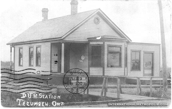 Tecumseh DUR Station