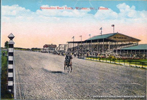 Devonshire Racetrack