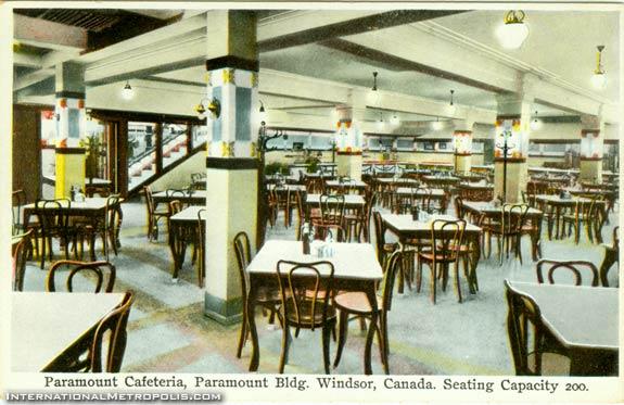 Paramount Cafeteria
