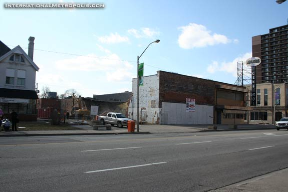 801 Ouellette Demolition